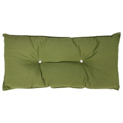 Tufted Hammock Pillow- Canvas Turf
