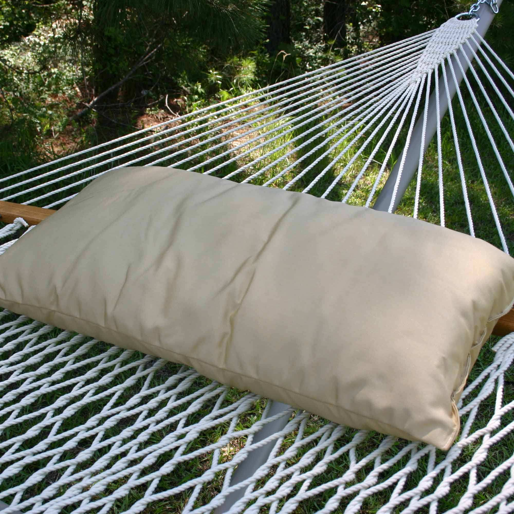 Wheat Hammock Pillow Classic B Samr Patio Furniture