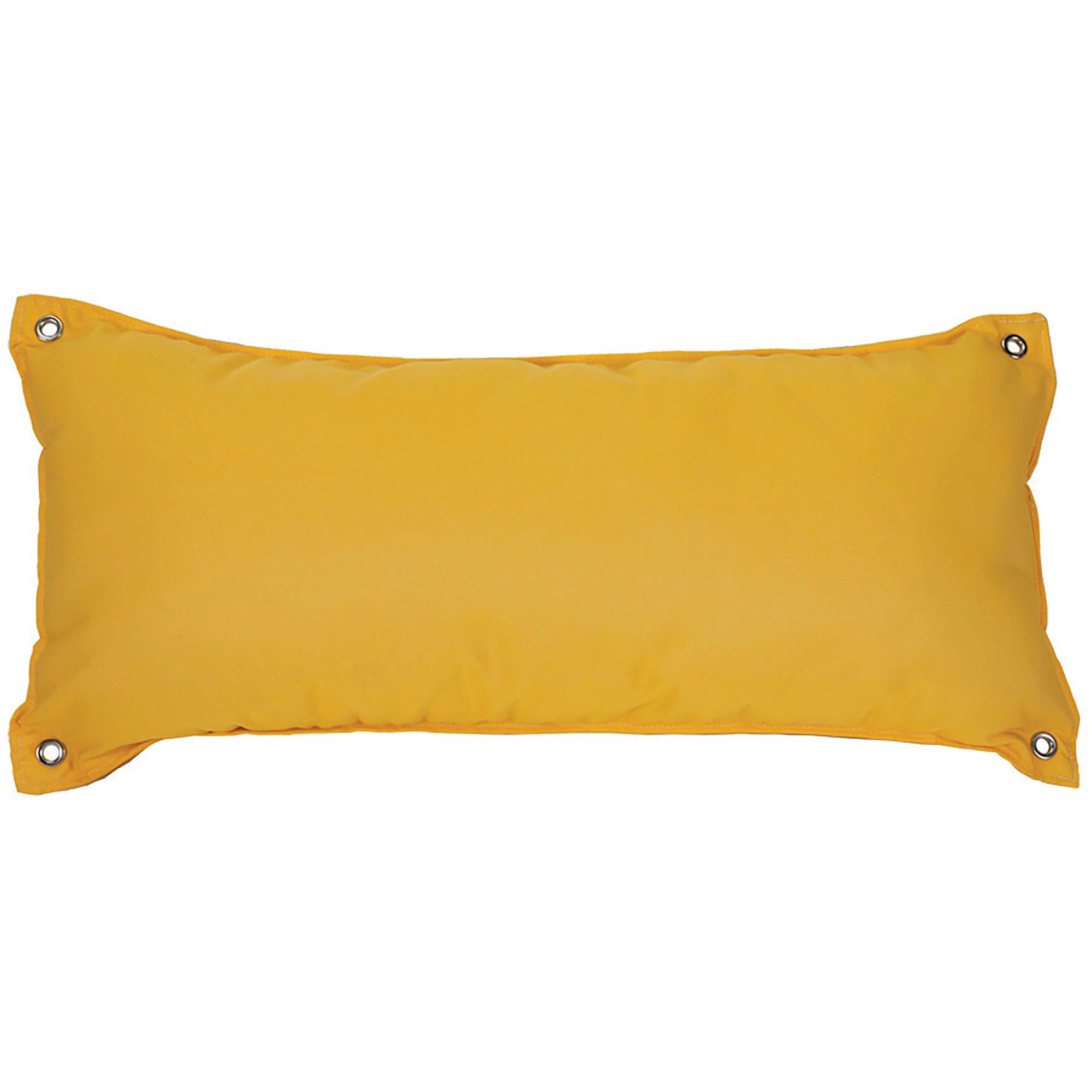 Canvas Sunflower Hammock Pillow