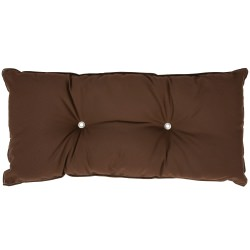 Tufted Hammock Pillow- Canvas Cocoa