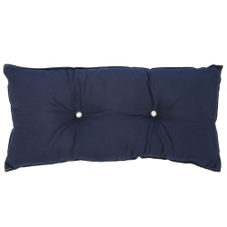 Tufted Hammock Pillow- Canvas Navy