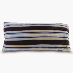 Large Cushioned Hammock Pillow - Hamptons Summer Stripe