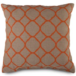 Square Hammock Pillow - Accord Koi 16 in. x 16 in. Square