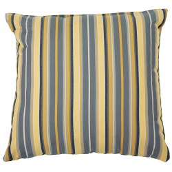 Square Hammock Pillow - Foster Metallic