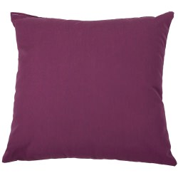 Square Hammock Pillow - Canvas Iris