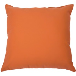 Square Hammock Pillow - Canvas Melon