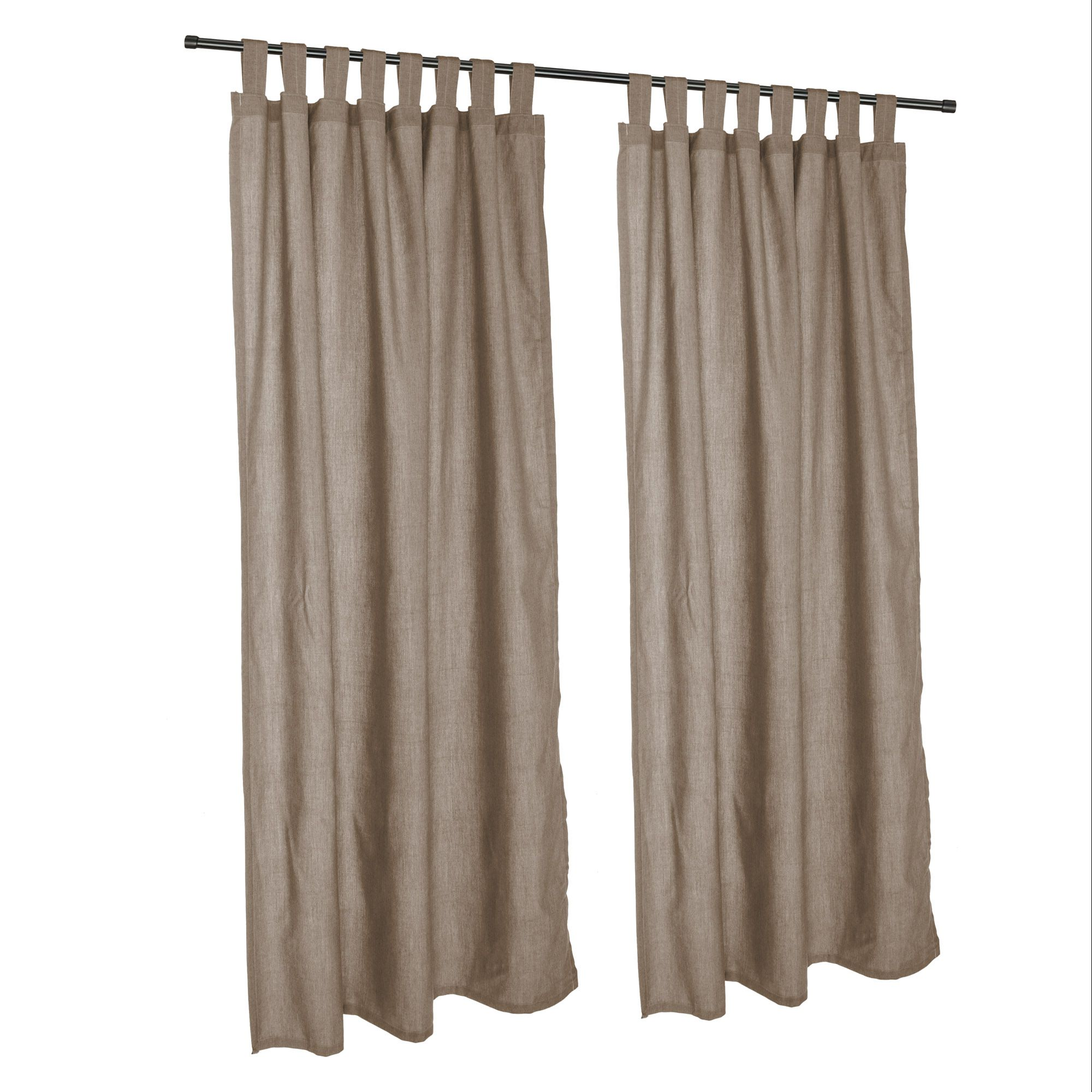 decade panel grommet products top nickel sunbrella pi xx curtains outdoor grommets sand curtain curdsgrs with