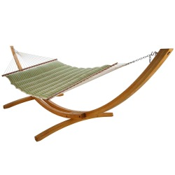 Pillowtop Hammock - Harwood Peridot