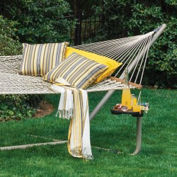 Hammock Table - Taupe Poles