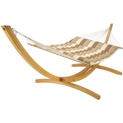 Pillowtop Hammock - Rio Birch Stripe
