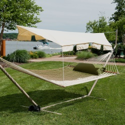 Hammock Canopy - Taupe