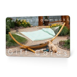 Hatteras Hammocks Gift Card