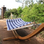 Pillowtop Hammock - Hamptons Summer Stripe