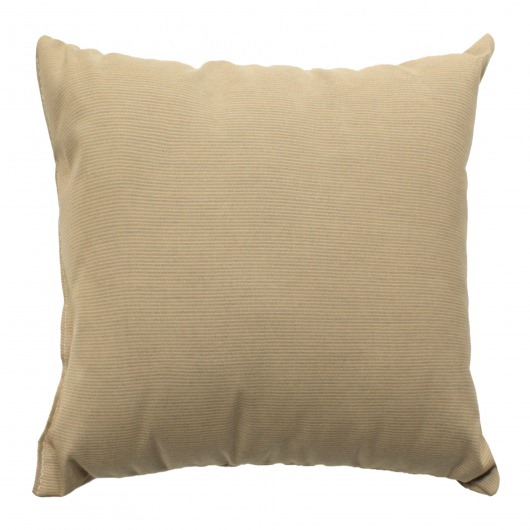 Spectrum Sand Sunbrella Designer Porch Pillow