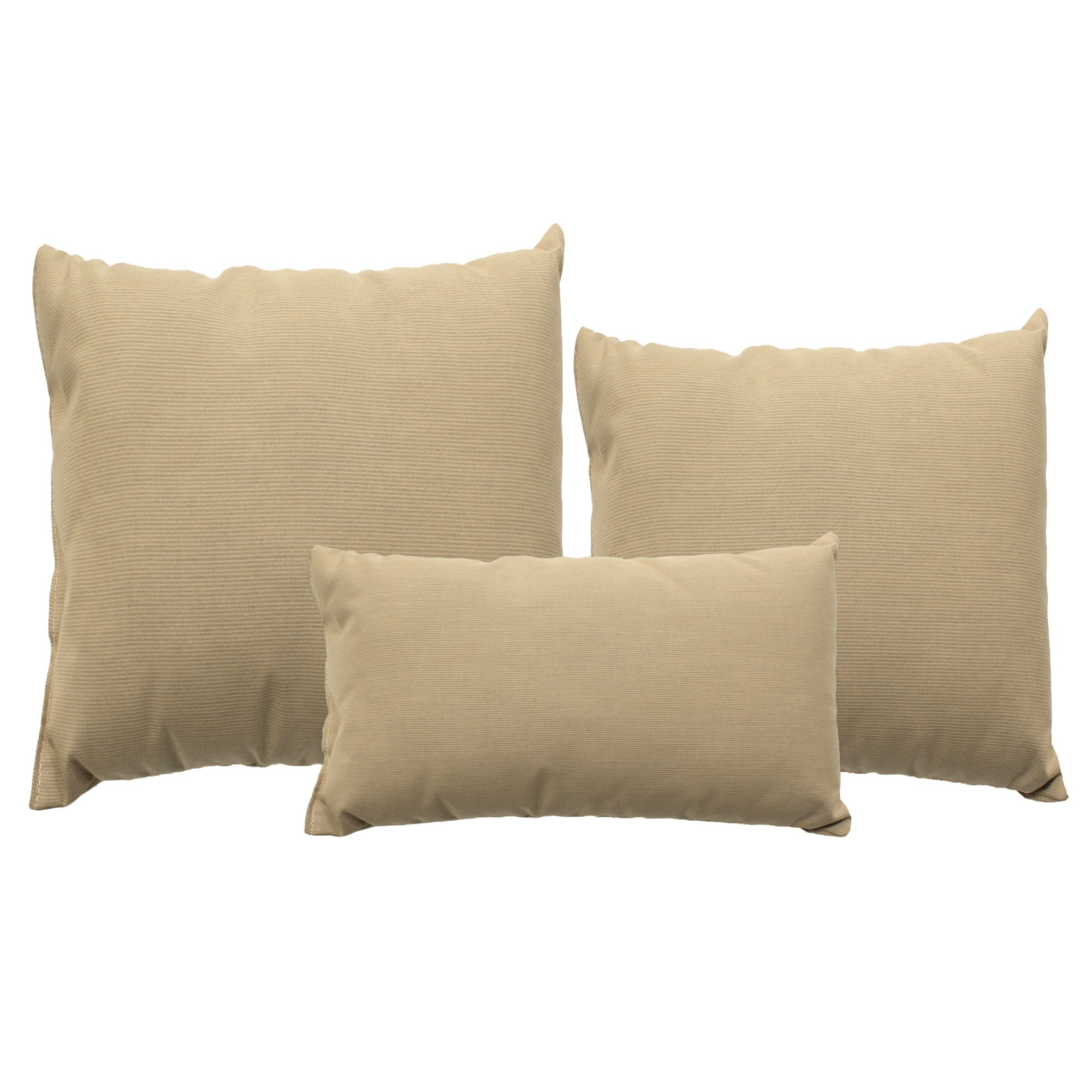Spectrum Sand Sunbrella Designer Porch Pillow by Pawleys Island