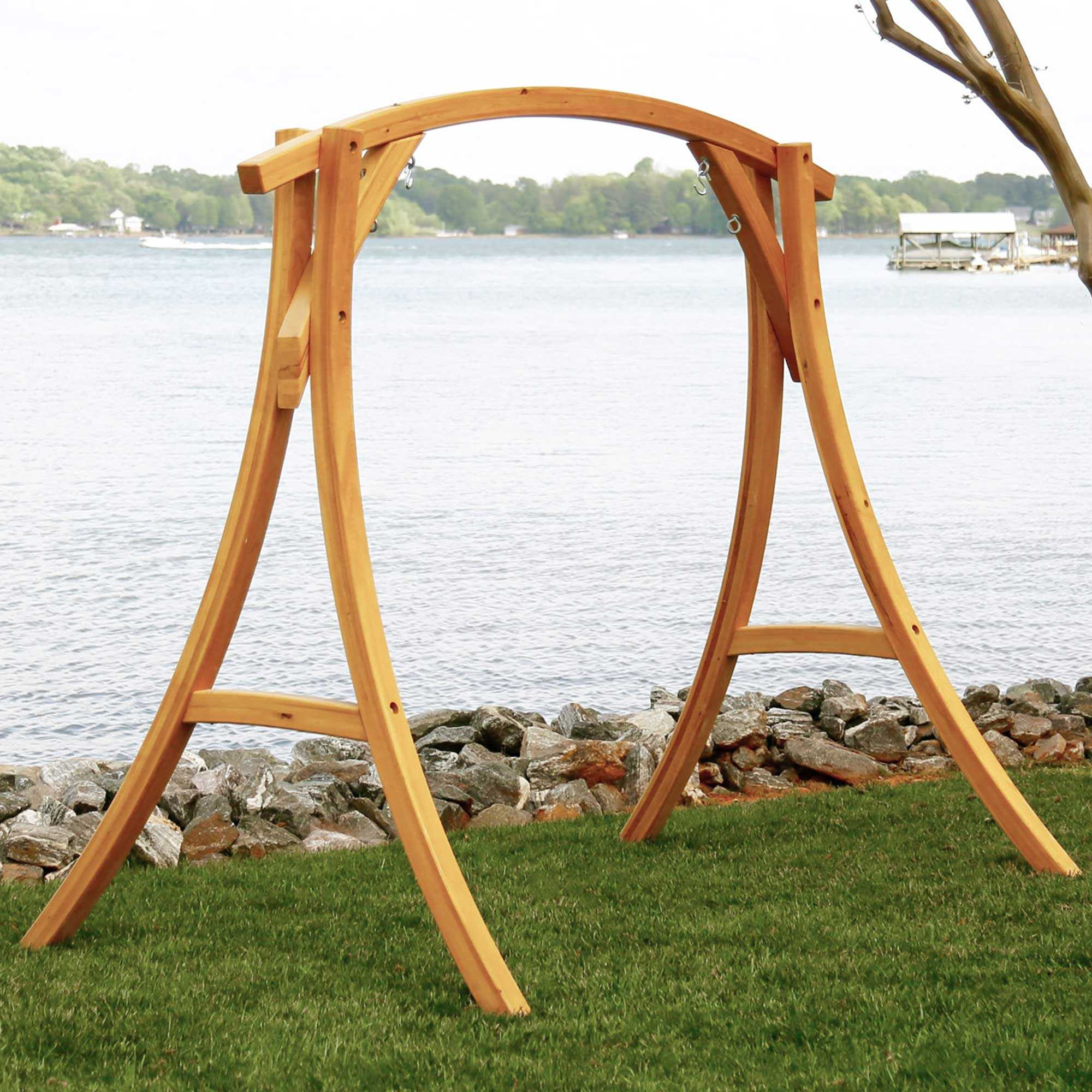 Cypress Swing Stand On Sale S 2st