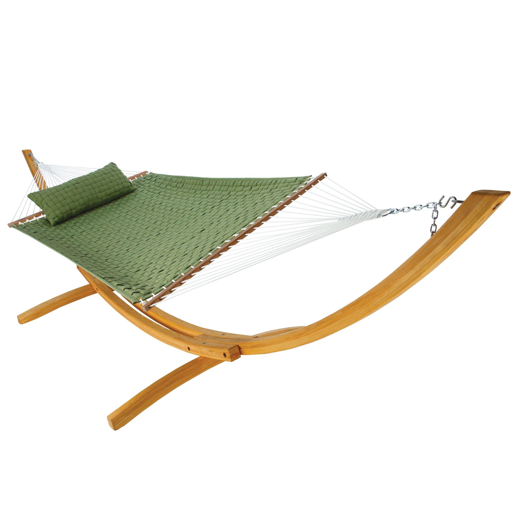 soft weave hammock   light green     hatteras hammocks light green soft weave hammock  rh   hatterashammocks