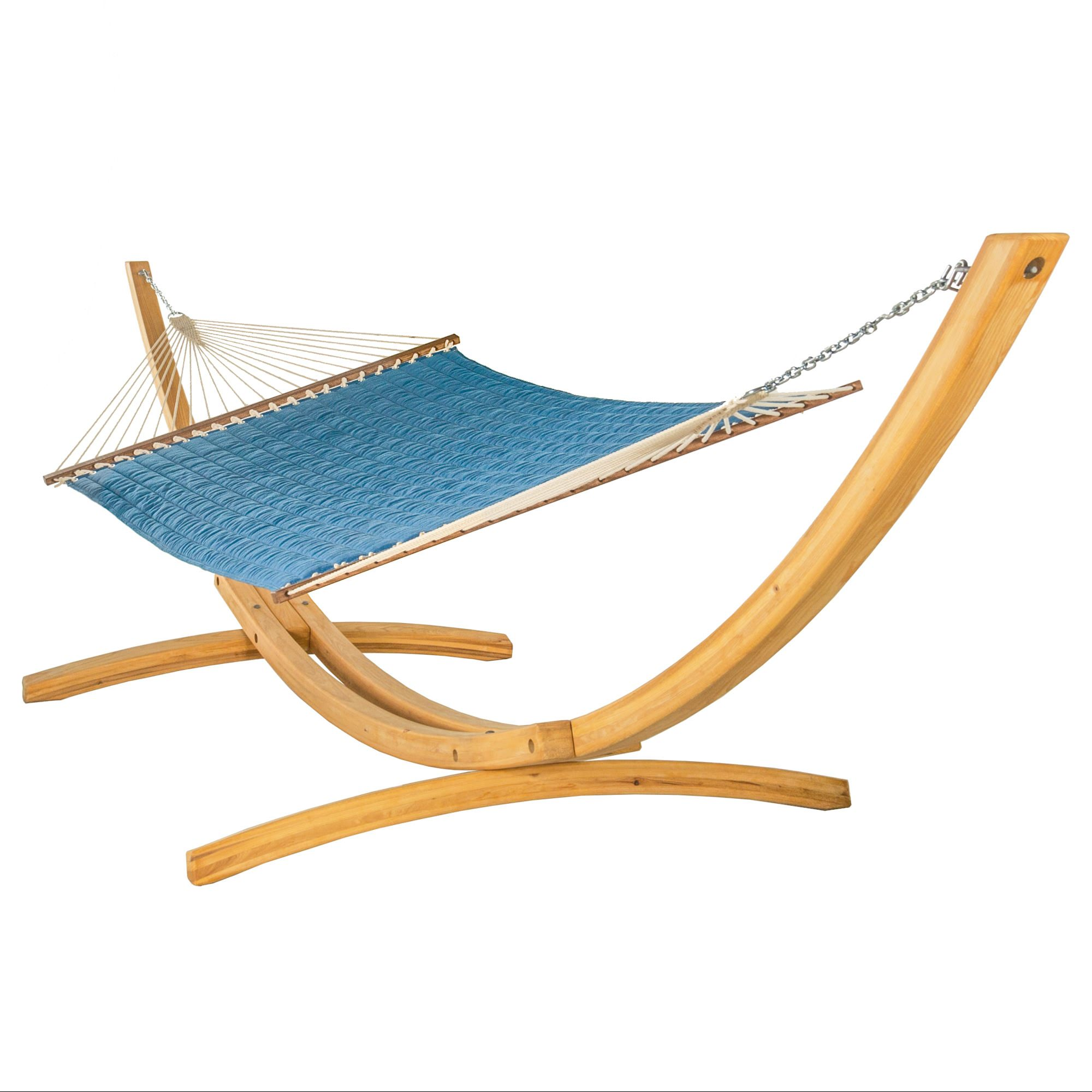 hammocks bevel chains lagoon sunbrella xx tufted large hammock hatteras