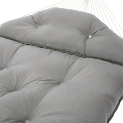 Large Tufted Hammock Pillow - Spectrum Dove