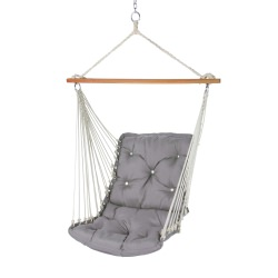 Tufted Single Swing - Spectrum Dove