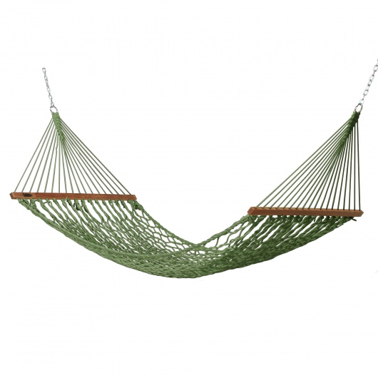 Small DuraCord Rope Hammock - Meadow