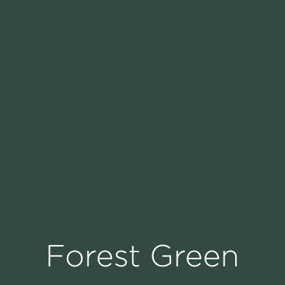 Foot Rest - Forest Green