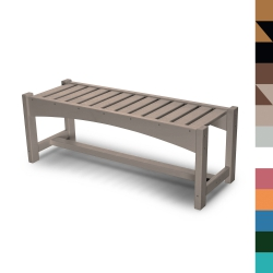Refined Dining Bench
