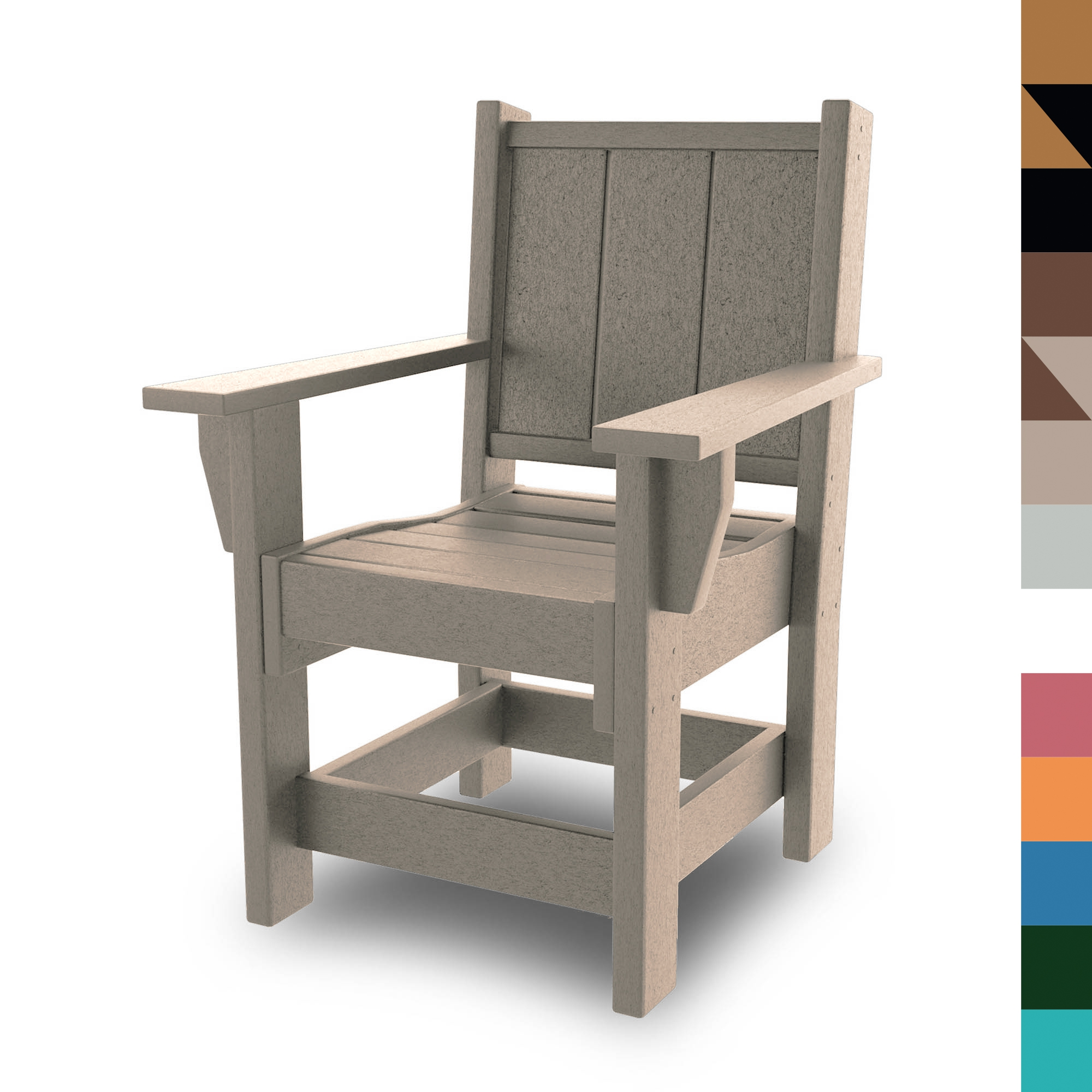 Dining Chair With Arms Hatteras Hammocks