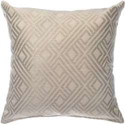 Square Hammock Pillow - Integrated Pewter