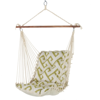 Tufted Single Swing - El Greco Avocado
